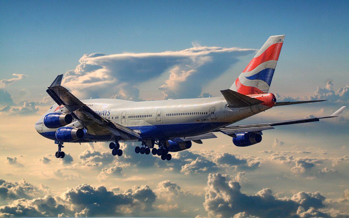 Club World with British Airways