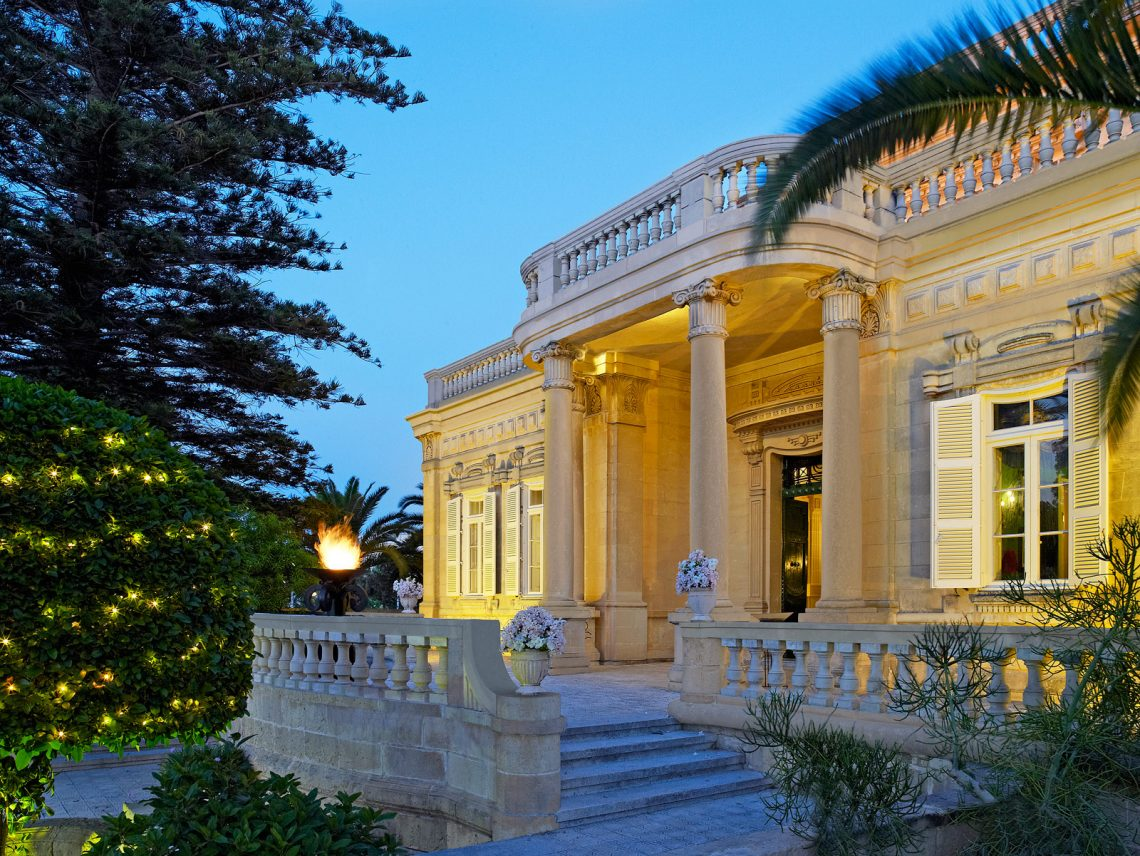 Corinthia Palace Hotel and Spa Malta