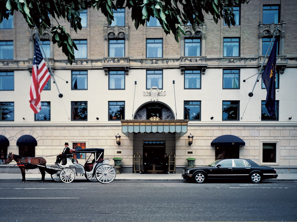 Ritz Carlton Central Park New York