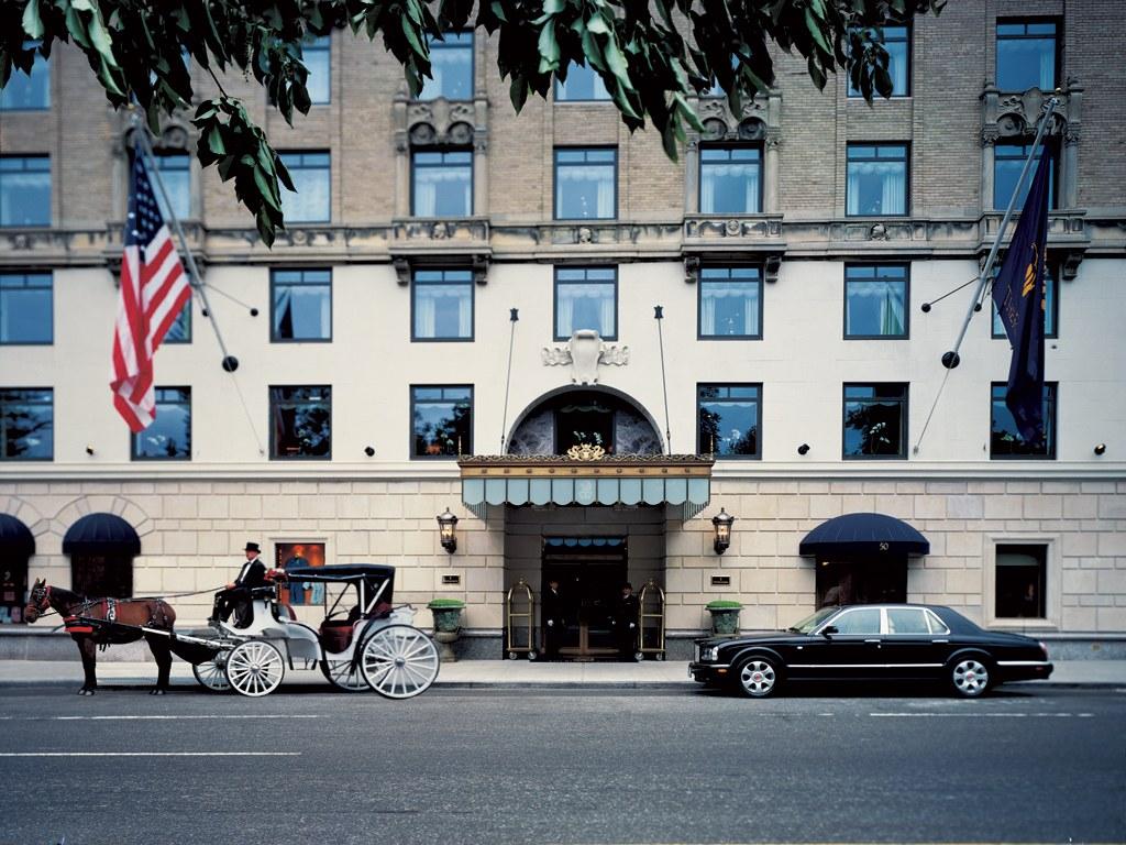 Ritz Carlton Central Park New York