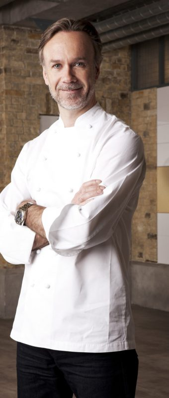 WARNING: Embargoed for publication until: 28/10/2014 - Programme Name: Masterchef: The Professionals - TX: n/a - Episode: n/a (No. n/a) - Picture Shows:  Marcus Wareing - (C) Shine - Photographer: Production