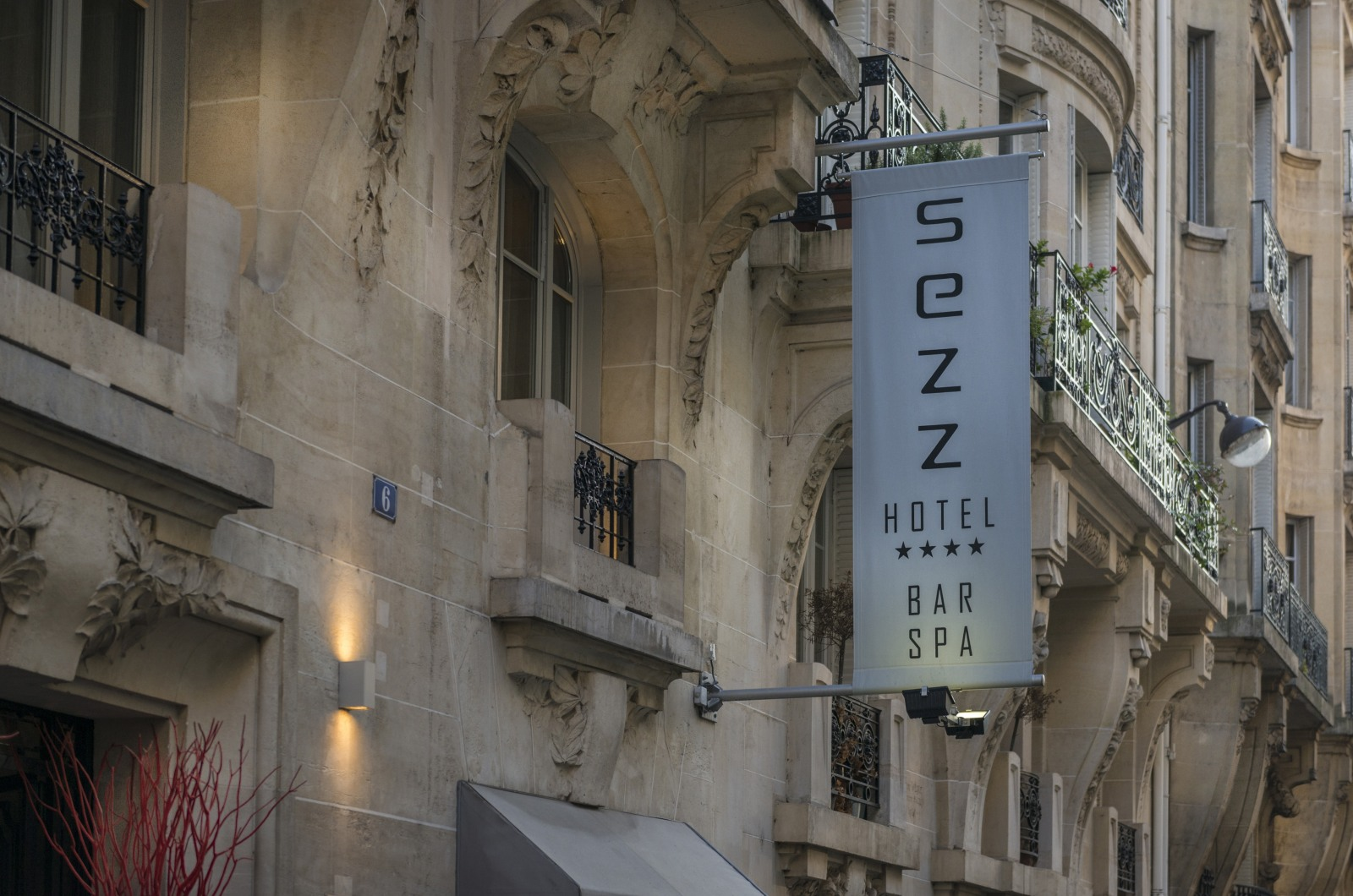 Hotel Sezz Paris The Bespoke Black Book