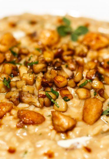risotto-ai-funghi-porcini-e-animelle-di-vitella-glassate-al-vin-santo-58