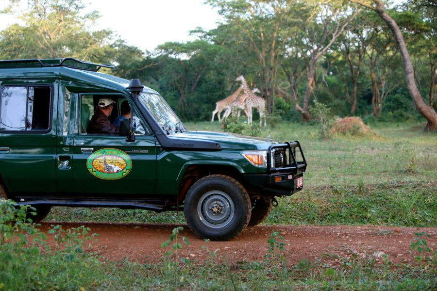 Chobe Safari Lodge, Uganda