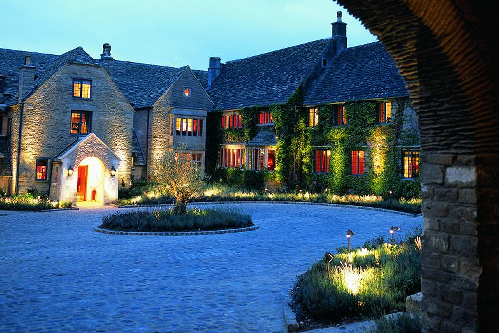 Aquarias Spa at Whatley Manor