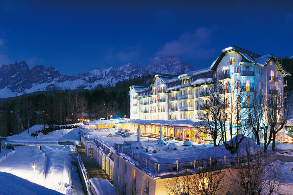 Cristallo Palace Hotel Cortina d'Ampezzo