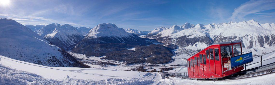 St. Moritz – Corviglia
