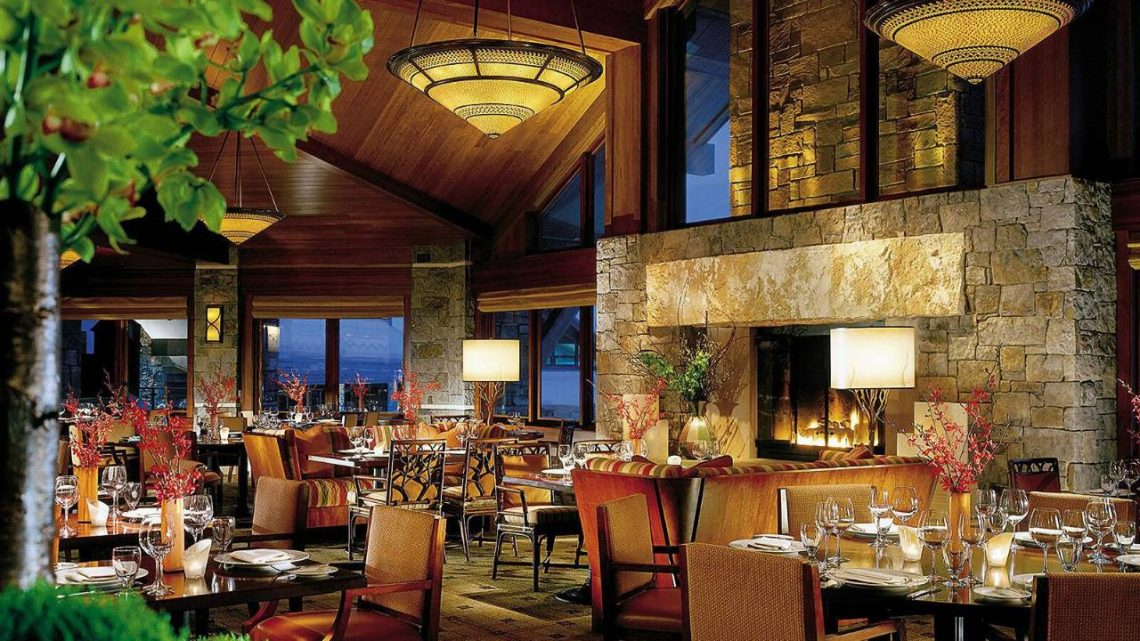 Westbank Grill in Jackson Hole