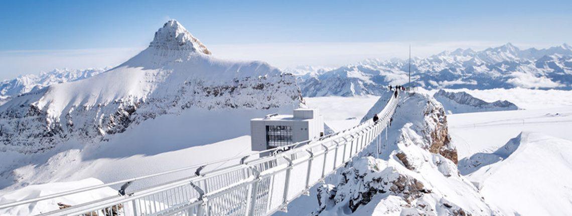 Gstaad – Glacier 3000