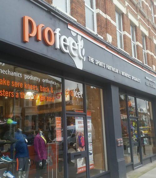 Profeet Shop front