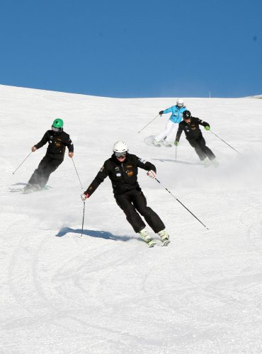 Skicool in action