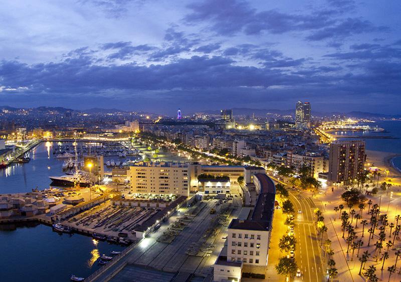 Torre d´Alta Mar Barcelona