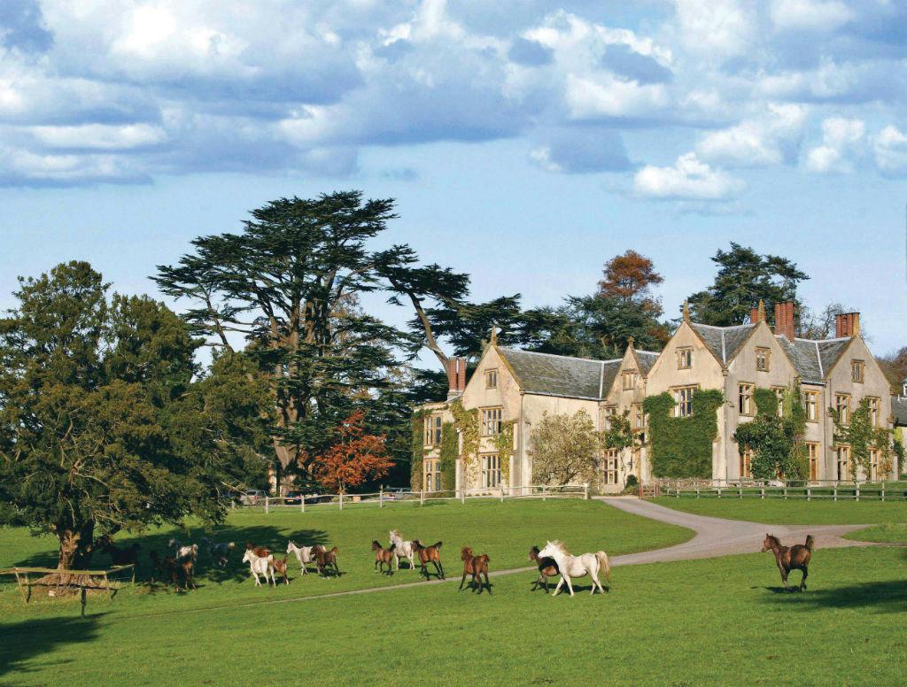 Combe House, Devon