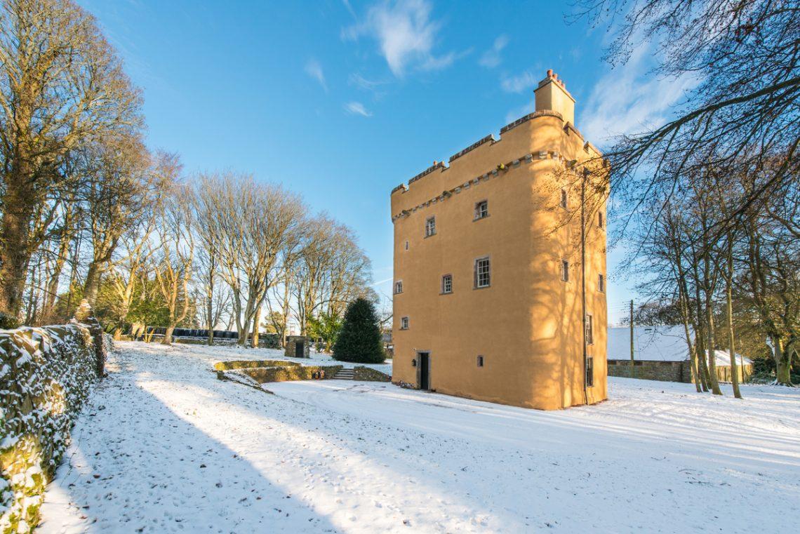 Cranshaw Castle