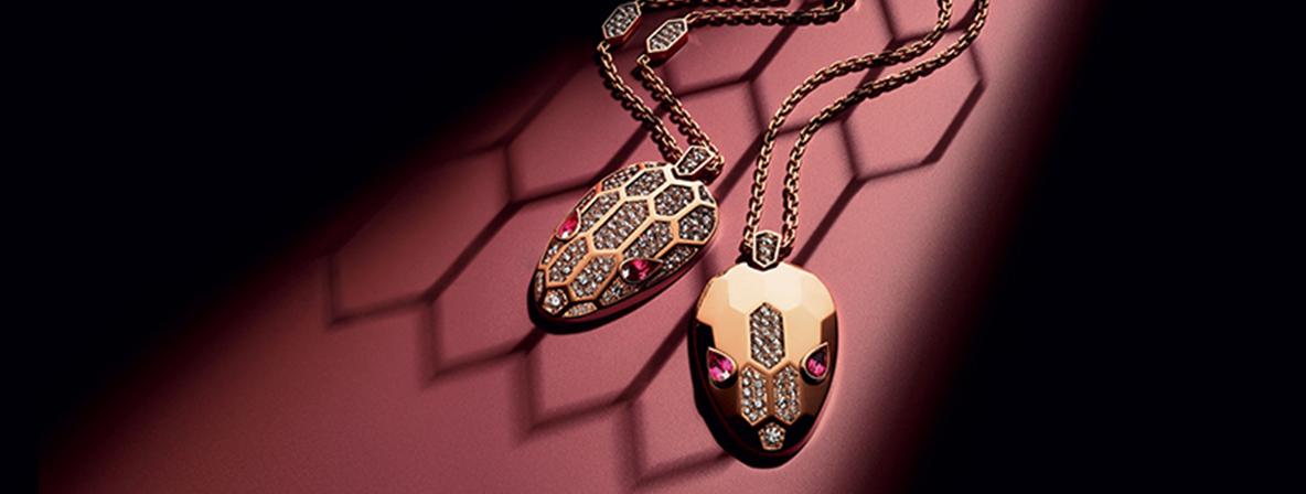Bulgari St Moritz: All that glitters is not gold . . . it's DIAMONDS!