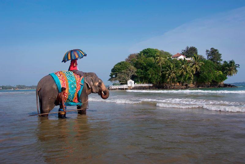Taprobane, Sri Lanka