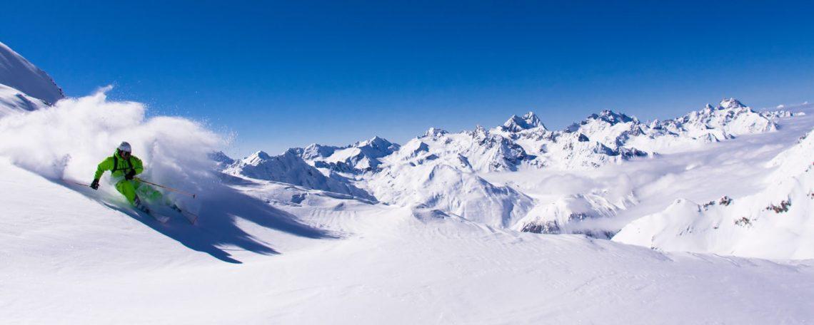 Sölden Glaciers