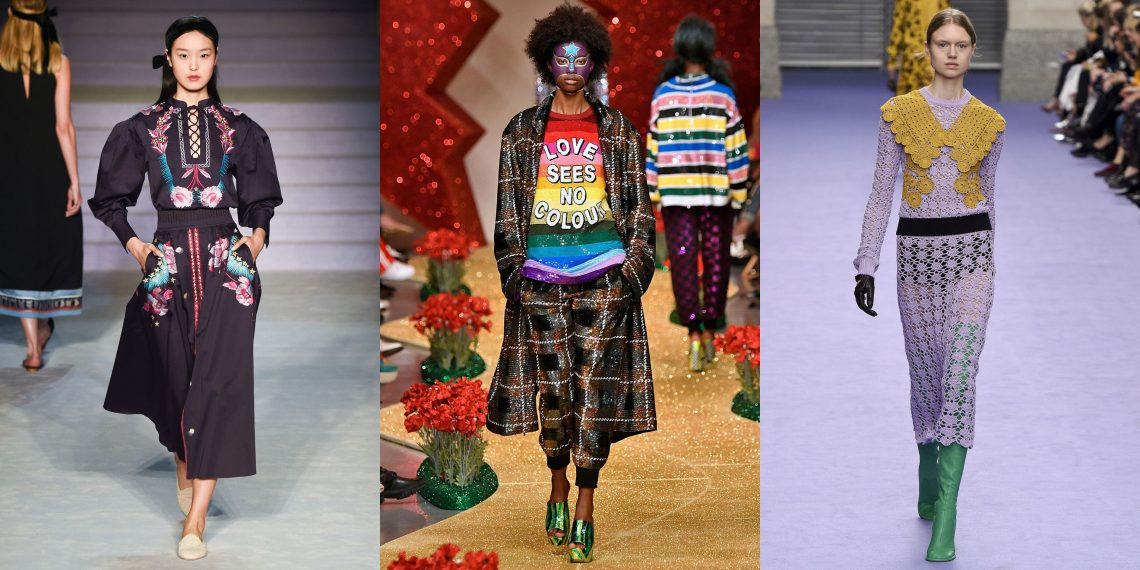 Top picks from London Fashion Week