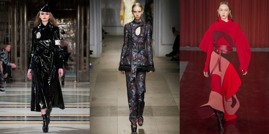 Trends and collections from London Fashion week