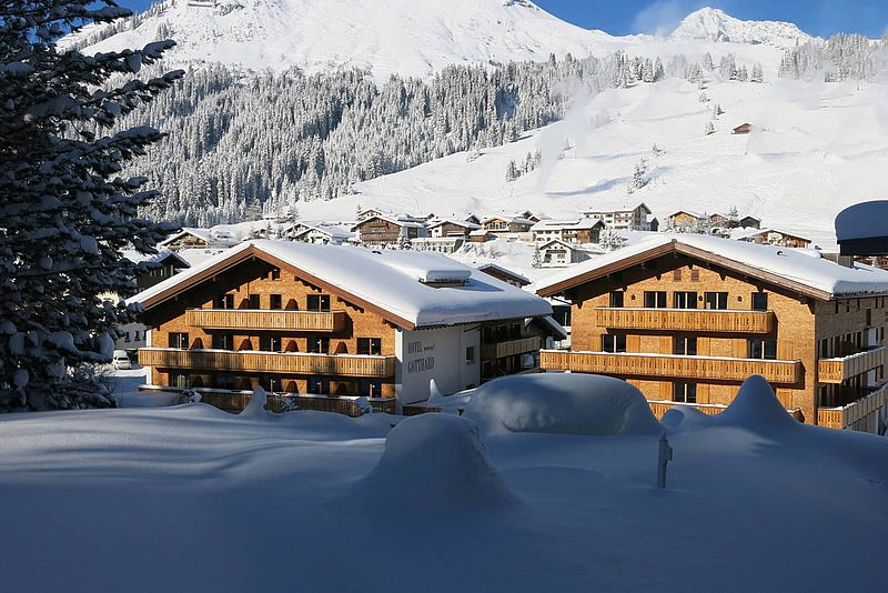 The Gotthard Hotel