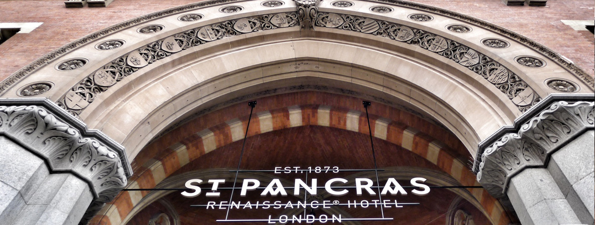 Personal service and heaps of history at St. Pancras Renaissance Hotel