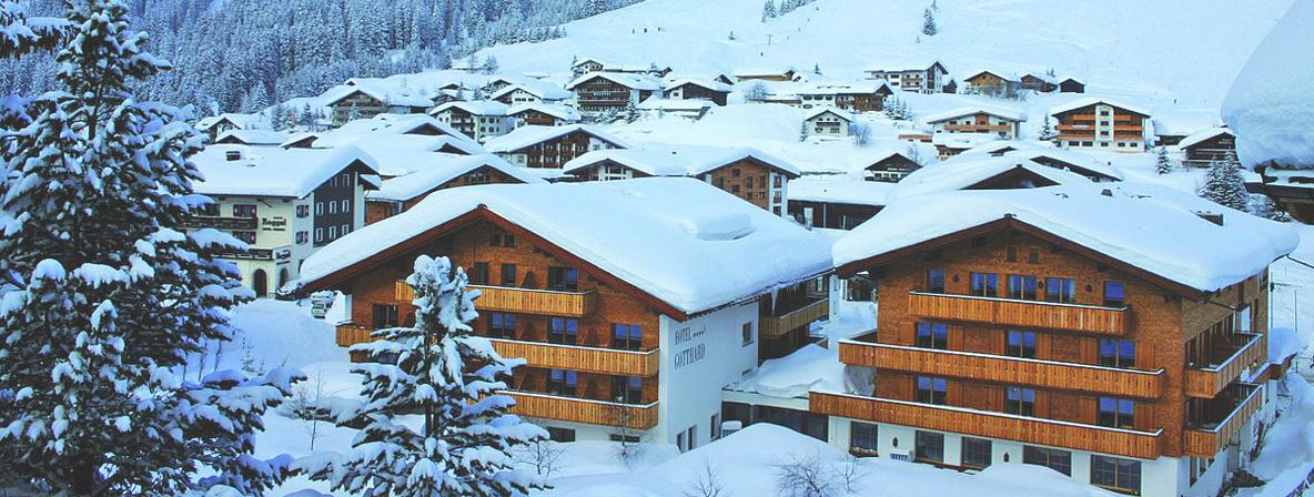 Classic Austrian hospitality at The Gotthard Hotel