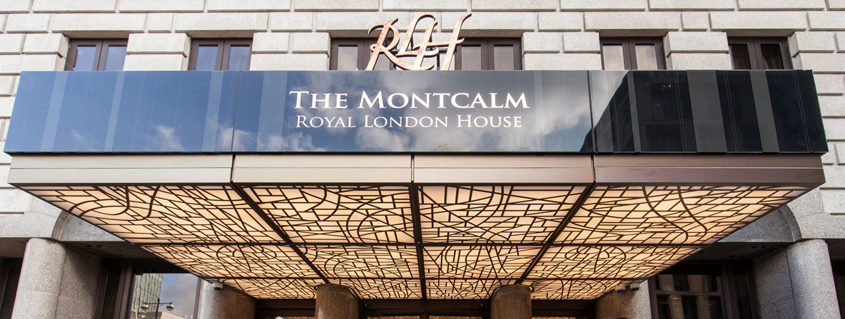 Check in and chill out at Montcalm Royal London House