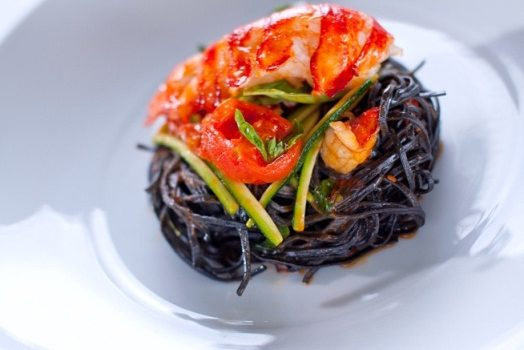 Black-Tagliolini-with-Lobster1