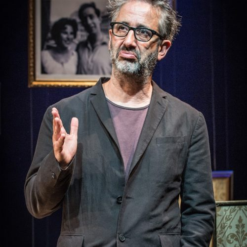 David Baddiel-pic by Marc Brenner
