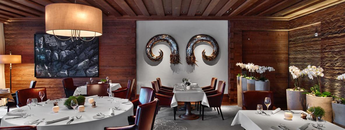 Contemporary Swiss Cuisine at Restaurant Sommet