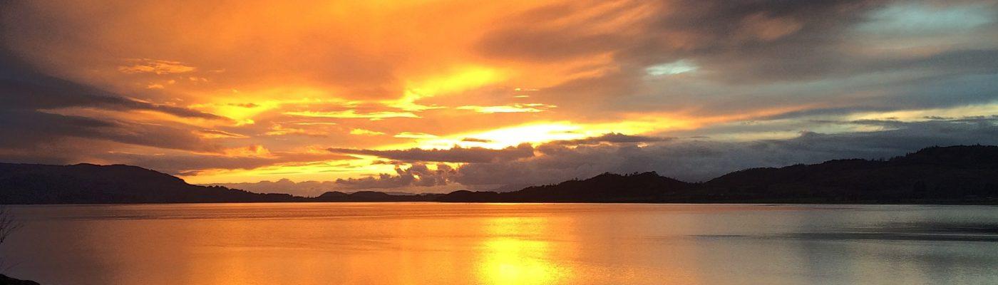Stunningl Sunset
