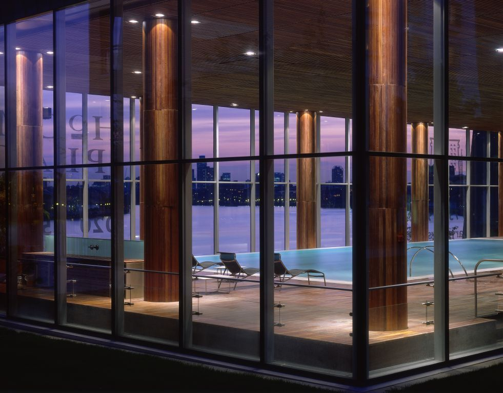 Four Seasons London at Canary Wharf