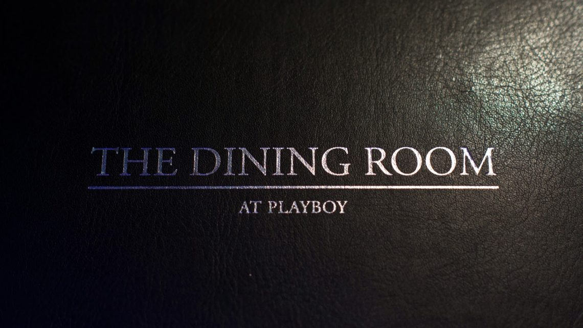 The Dining Room at Playboy Club London