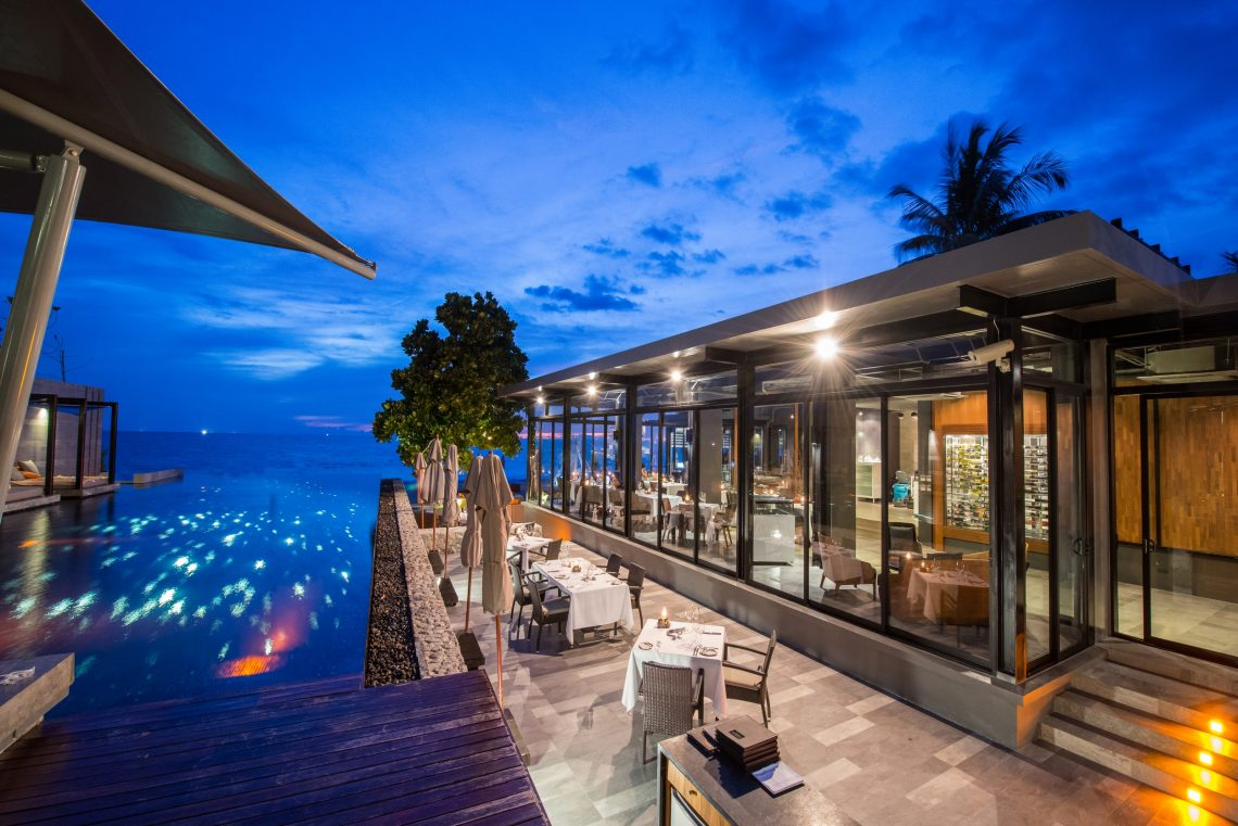 The Edge at Aleenta Resort and Spa, Phuket