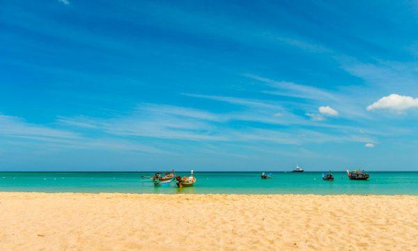 Nai Yang Beach Blue Sky