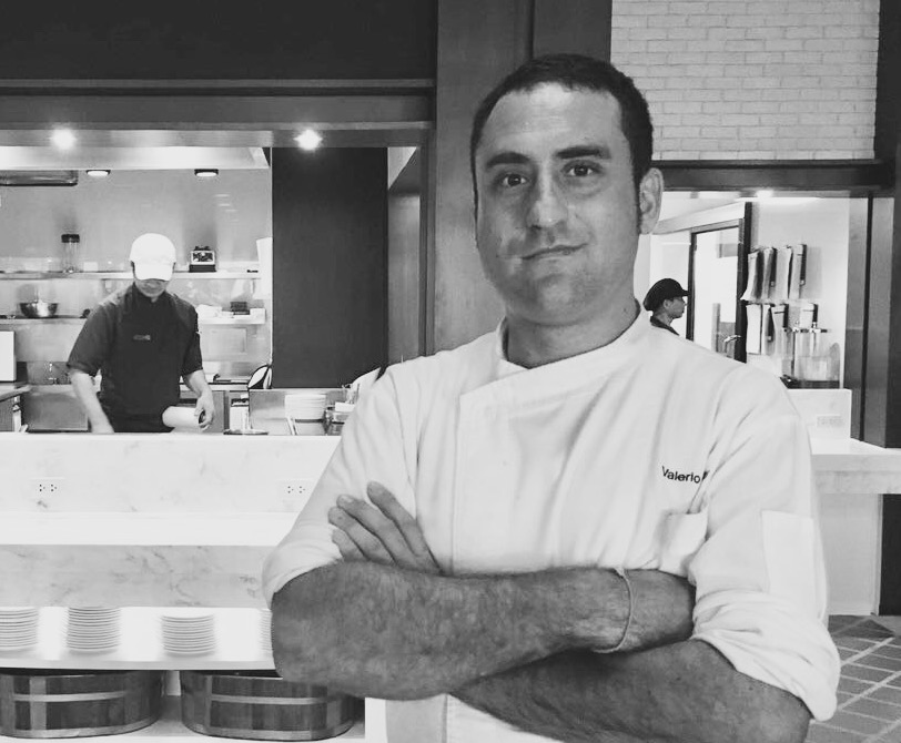Interview with Executive Chef Valerio Pachetti