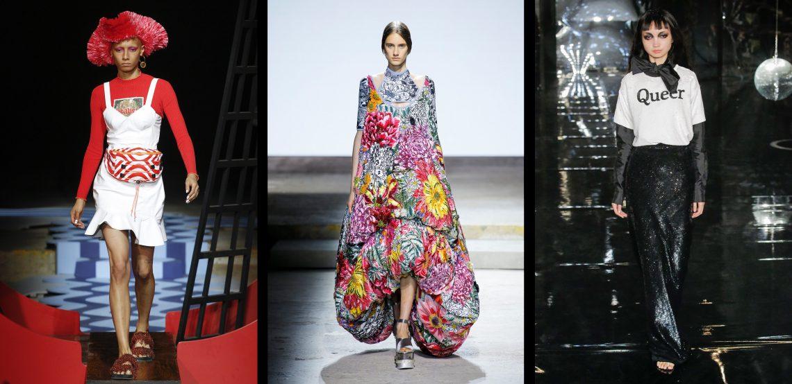 BFC London Fashion Week SS18