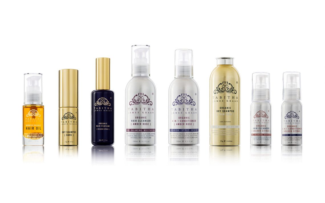 Tabitha James Kraan Organic Haircare