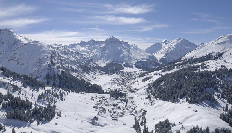 Lech+Zuers+am+Arlberg+Luftbild+von+Lech SM