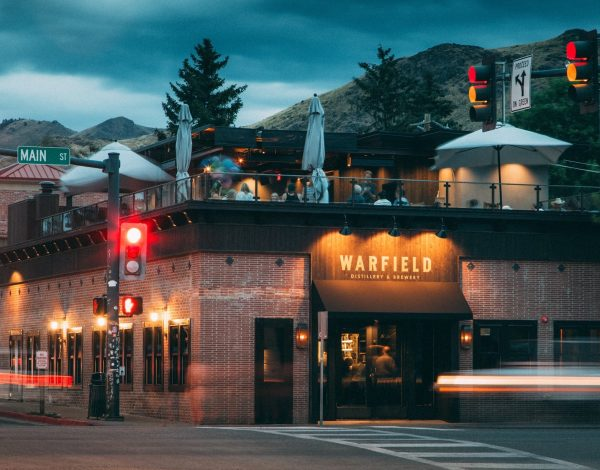 Warfield Bar, Ketchum