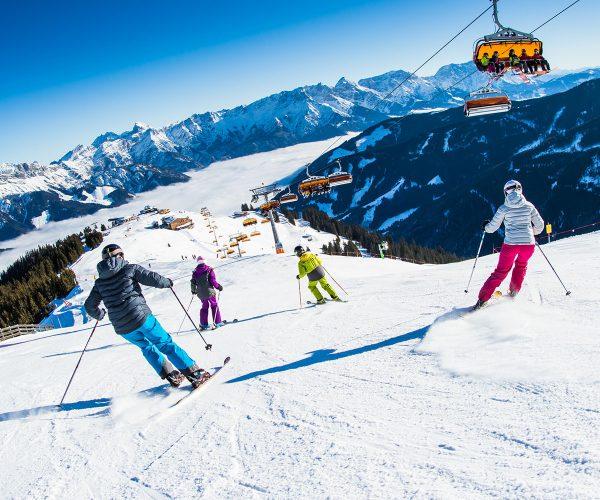 Ski Leogang Austria