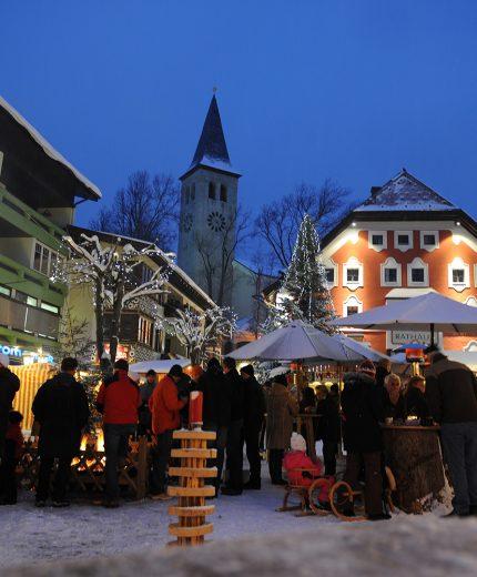 Leogang Ski Austria