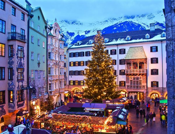 Innsbrucks romantic Christmas markets - 1
