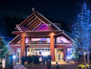 Opening Gala at the Whistler Film Festival