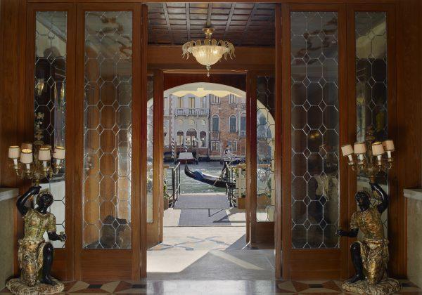 Entrance Gritti