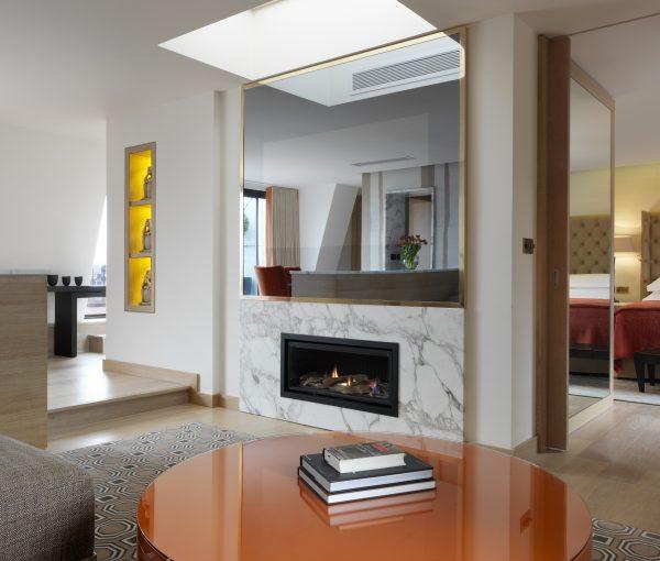 Marylebone Suite interior