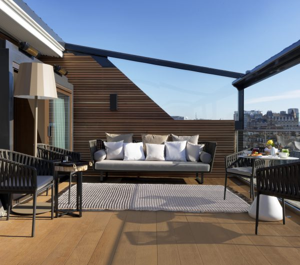 Marylebone Suite terrace daytime2