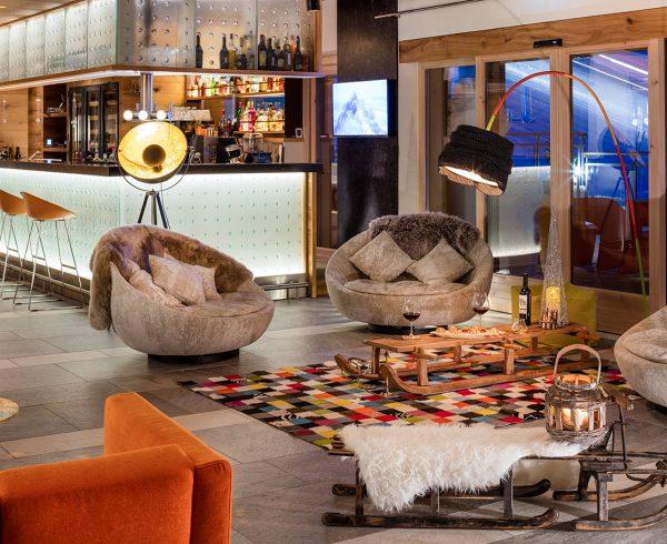 Pashmina - Lounge 3 B