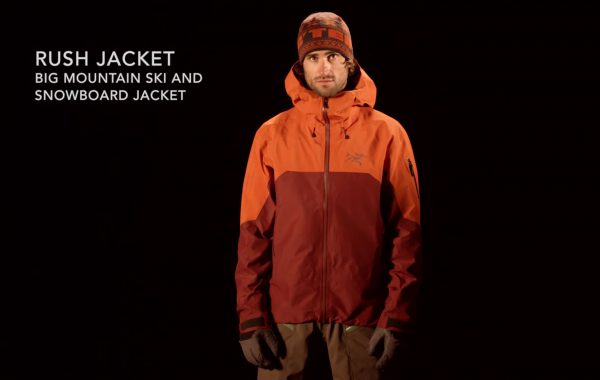 Arcteryx Rush Jacket BBB 2