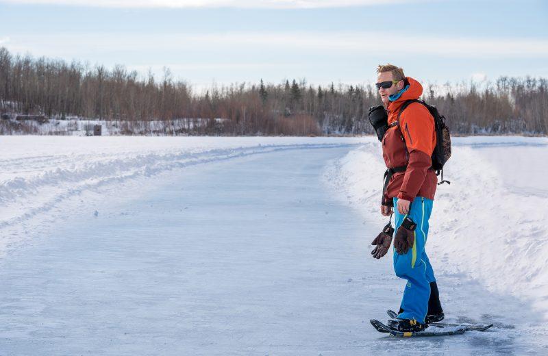 Arcteryx Rush Jacket Snow shoe BBB